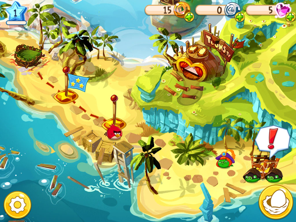 Hands-on with Angry Birds Epic for iOS and Android