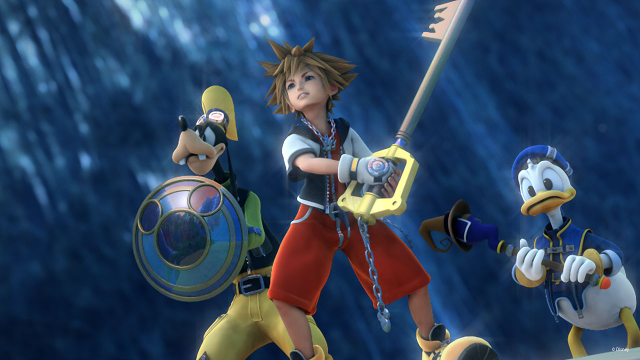 Kingdom Hearts is coming to iOS and Android, will be revealed later this year