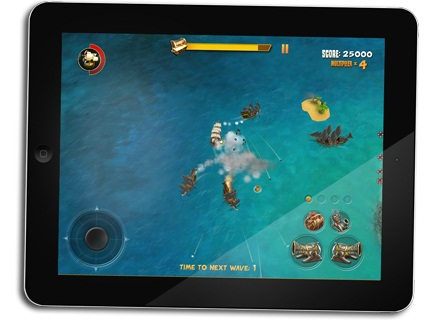 Ahoy there! Action RTS Pirates of Black Cove setting sail for iOS 'soon'