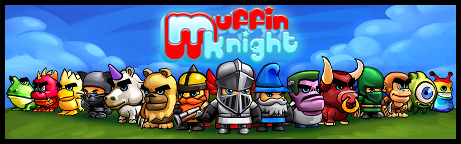 Guerrilla Bob's maker Angry Mob Games cooking up the action-platformer Muffin Knight for iPhone and iPad