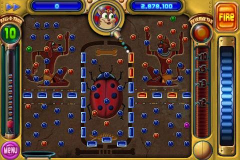 Peggle iPhone gets Peggle Nights expansion in-app purchase