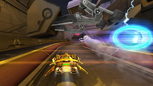 WipEout-inspired zero gravity racer Repulze whooshes onto Google Play