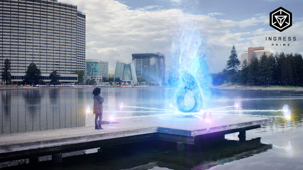 Ingress Prime is a new AR game by 'Pokemon GO' creator Niantic