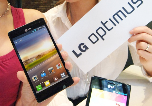 MWC 2012: LG unveils quad-core Android-powered Optimus 4X HD smartphone