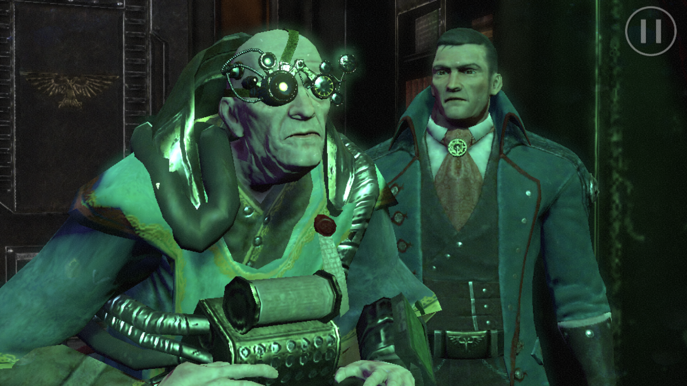 Eisenhorn: Xenos review - Arkham Asylum, but in the grim dark future