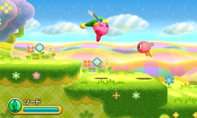 Kirby: Triple Deluxe comes bundled with Kirby's Dream Land 2 in Europe if you buy it from the eShop