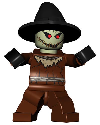 Character artwork for some more of the LEGO Batman villains