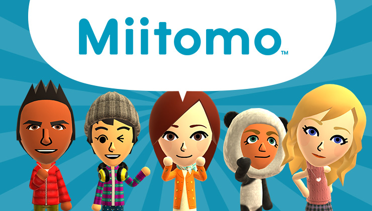 Miitomo has been updated with 5 new ways of playing around with your Mii