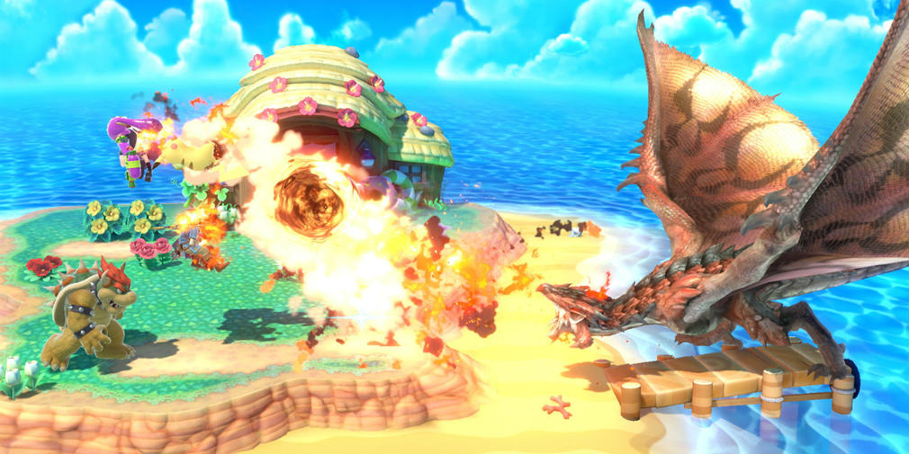 Nintendo is hunting down YouTubers who are sharing Super Smash Bros. Ultimate leaks