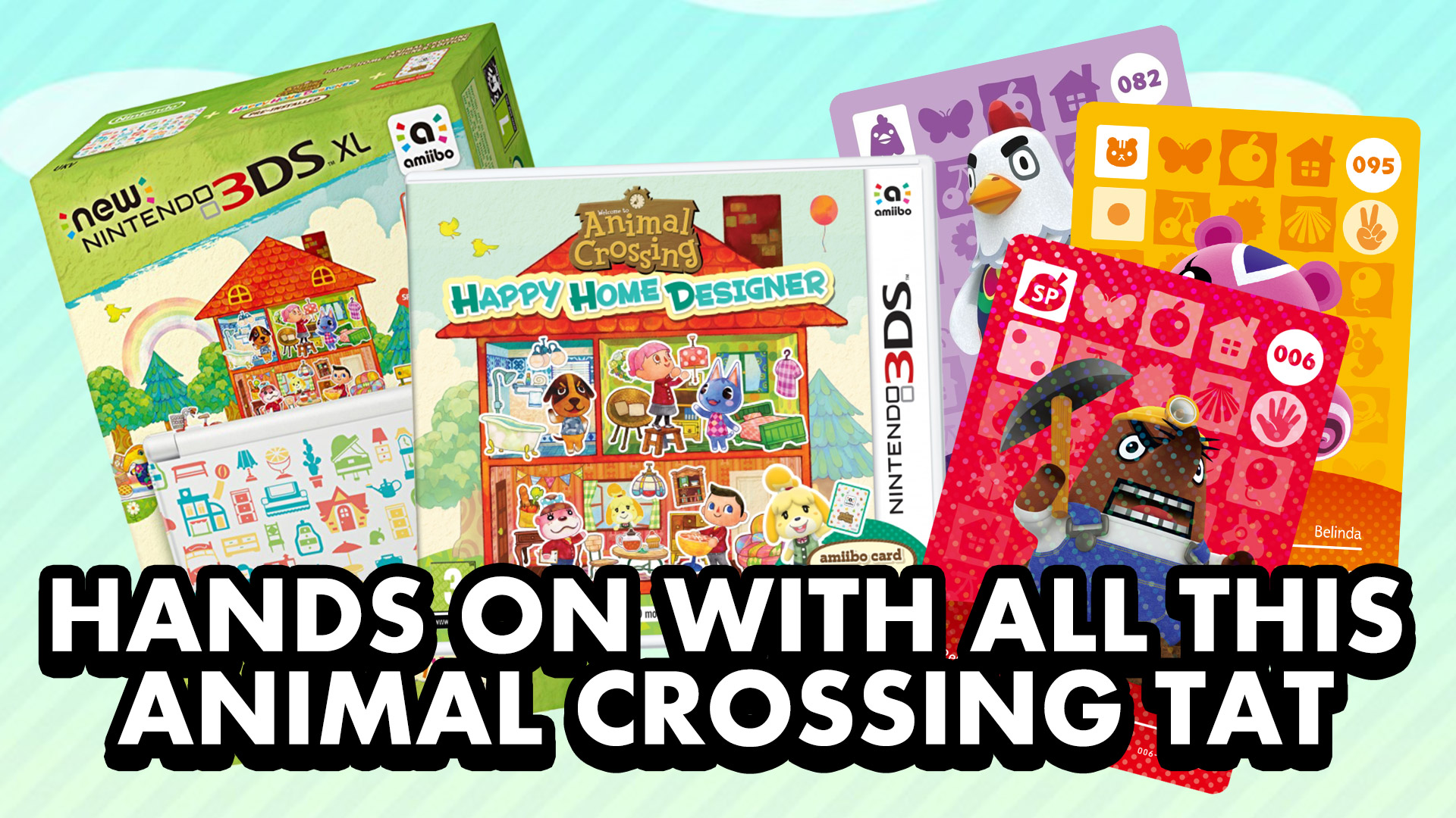 Everything you need to know about Animal Crossing Happy Home Designer