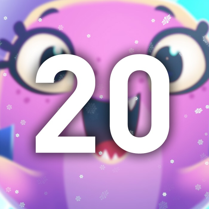 Pocket Gamer's recommendation-a-day advent calendar: Nibblers