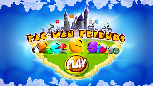 Pac-Man Friends tests your friendship with tricky tilt mazes, out now on iOS and Android