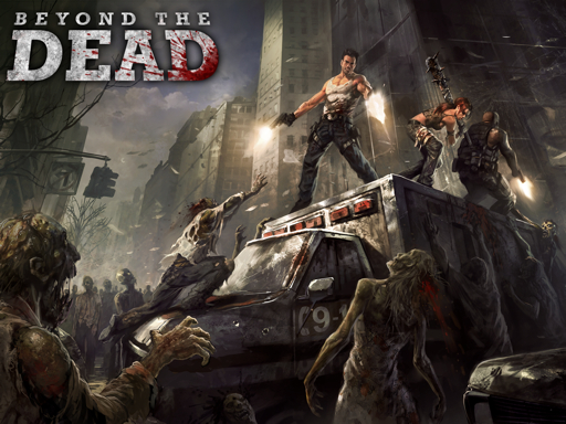 Hands-on with Beyond the Dead, a zombie RPG that lets you
