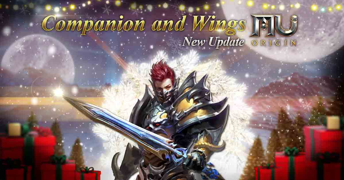 It's been a grand year for Webzen and their highly successful MMORPG MU Origin