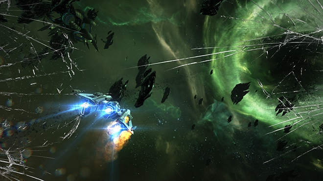 Gold-Award winning Galaxy on Fire 3 - Manticore is out now on Android