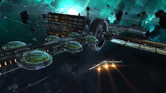 Test de Galaxy on Fire 3 - Manticore