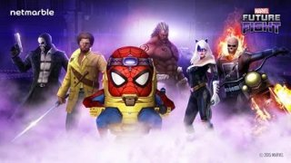 What the hell have they done to Spider-Man in Marvel Future Fight's Halloween update?