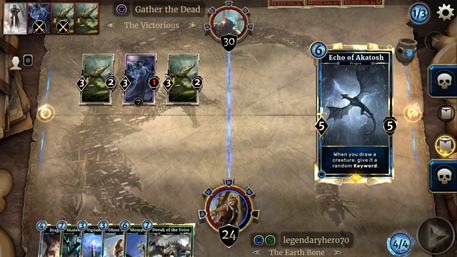 The Elder Scrolls: Legends is finally compatible with iPhone and Android phones
