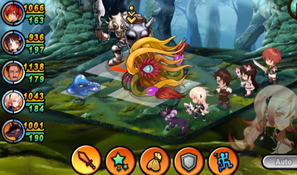 E3 2014: Kemco unveils 4 new JRPGs for iOS and Android