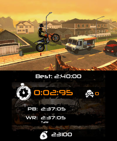 Urban Trial Freestyle 2 review - A stunt racer that muddies the issue