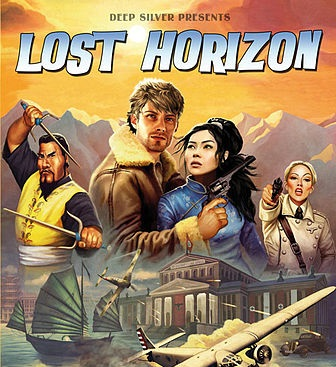 Animation Arts' PC point and click adventure Lost Horizon is headed towards iOS and Android