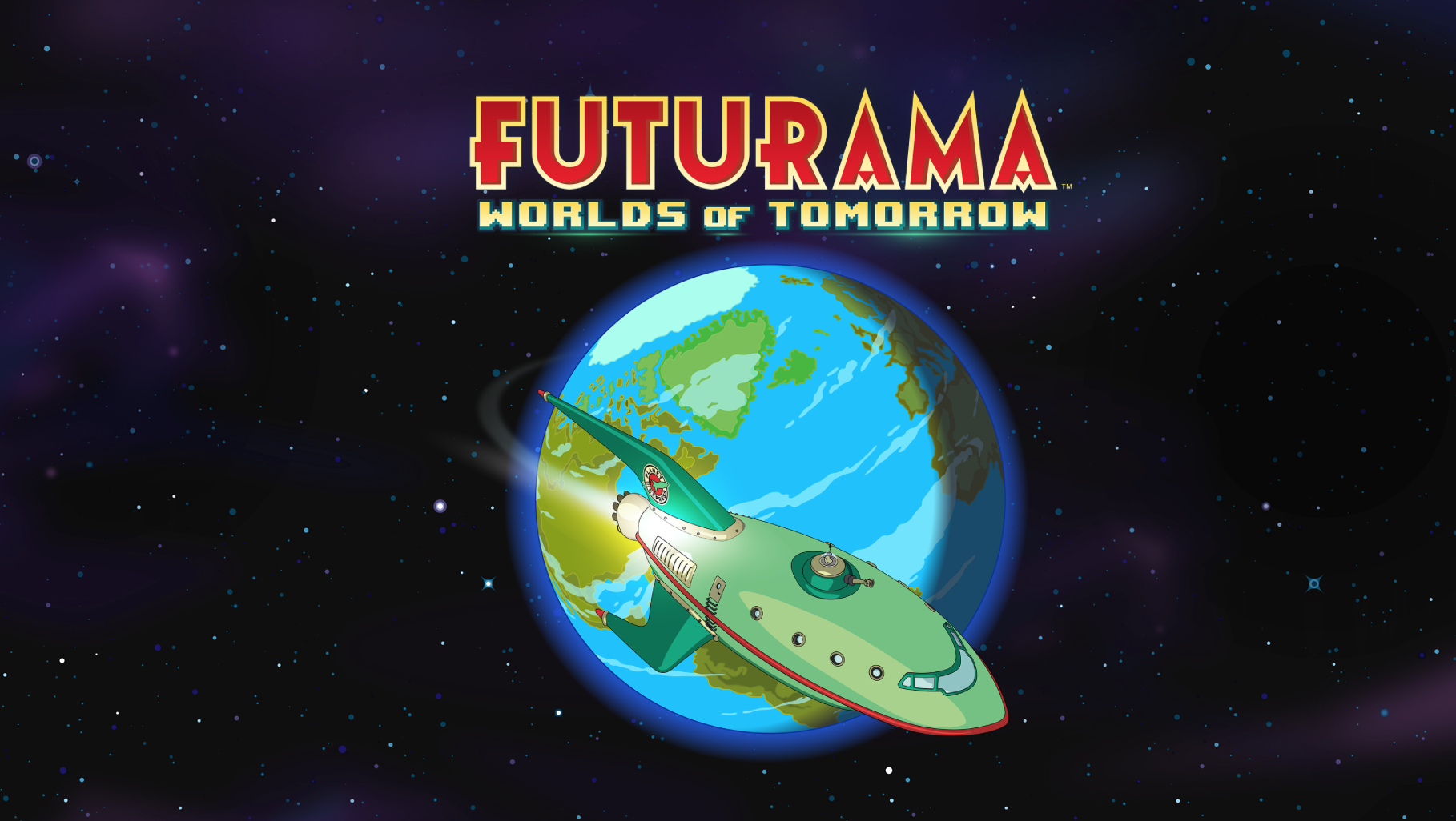 Futurama: Worlds of Tomorrow is the 'real Futurama deal', coming soon to iOS and Android
