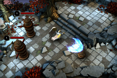 Free-to-play Android action-RPG SoulCraft now available on iOS