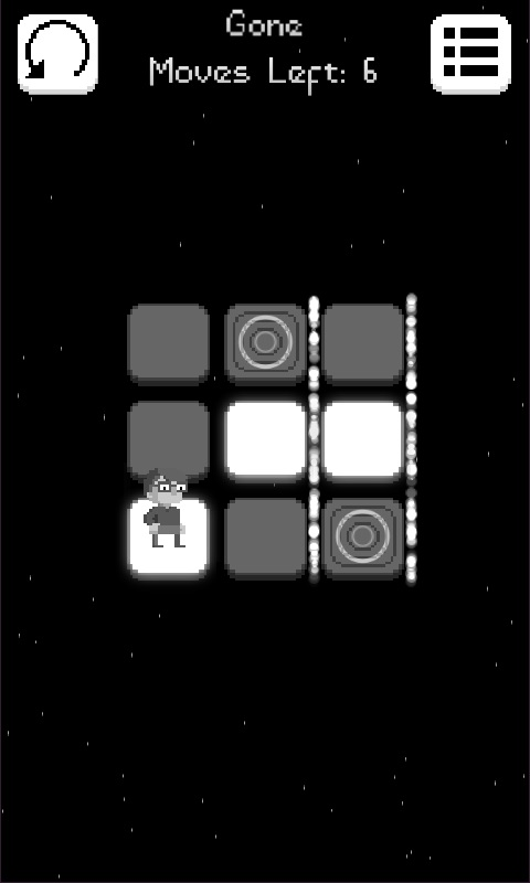 Light the way in Dark Way Down, a free tile-based puzzler