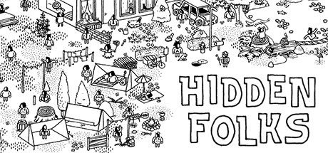 The Factory update brings three new areas to Hidden Folks on iPhone, iPad, and Apple TV