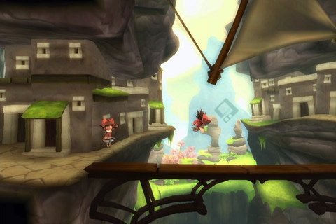 Free iPhone and iPad games: LostWinds, Madcoaster