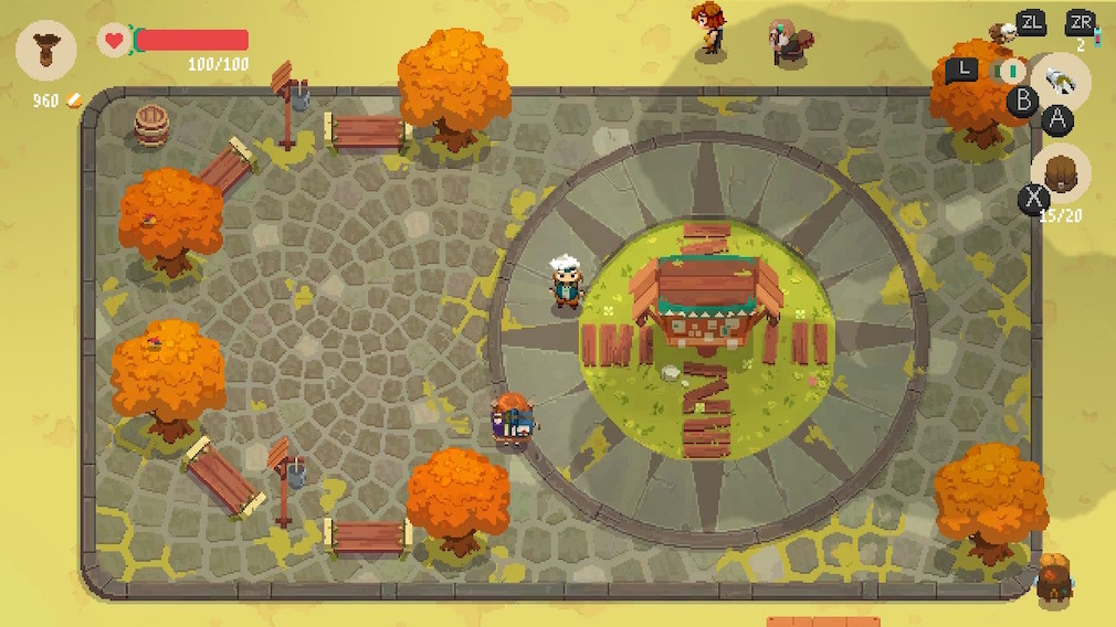 Moonlighter Switch review -