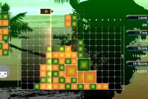 Lumines coming to iPhone