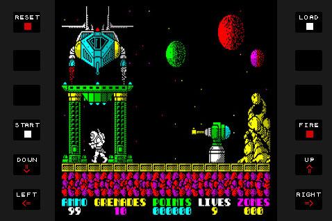 iPhone ZX Spectrum emulator ZXGamer pulled from App Store
