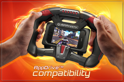 iOS version of Asphalt 7 gets a couple of new cars and AppDrive compatibility