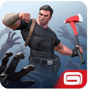 Battle hordes of the undead and build a killer base in Zombie Anarchy, out now on iOS and Android