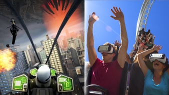 Six Flags is building a rollercoaster that you ride with a VR headset