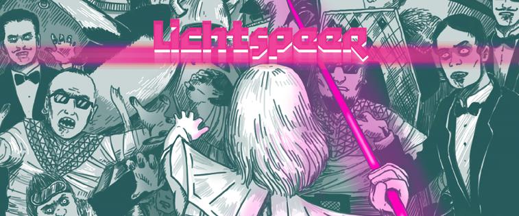 Lichtspeer releases tomorrow on PC/PS4, delays Vita until November
