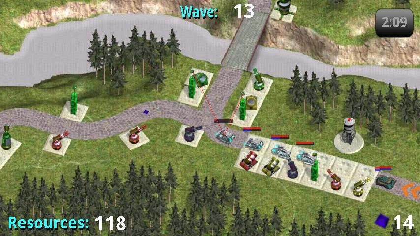 Tower Raiders 2