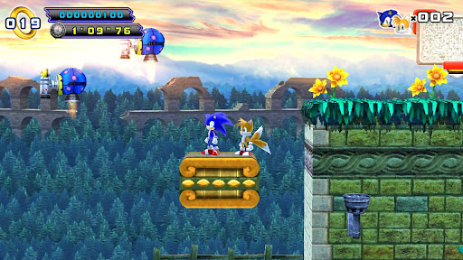 Sonic The Hedgehog 4: Episode II races onto Xperia Play and non-Tegra Android devices