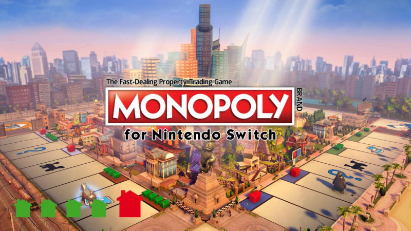 Monopoly (Switch) icon