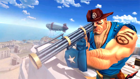 Gameloft S Team Fortress 2 Style Fps Blitz Brigade Released