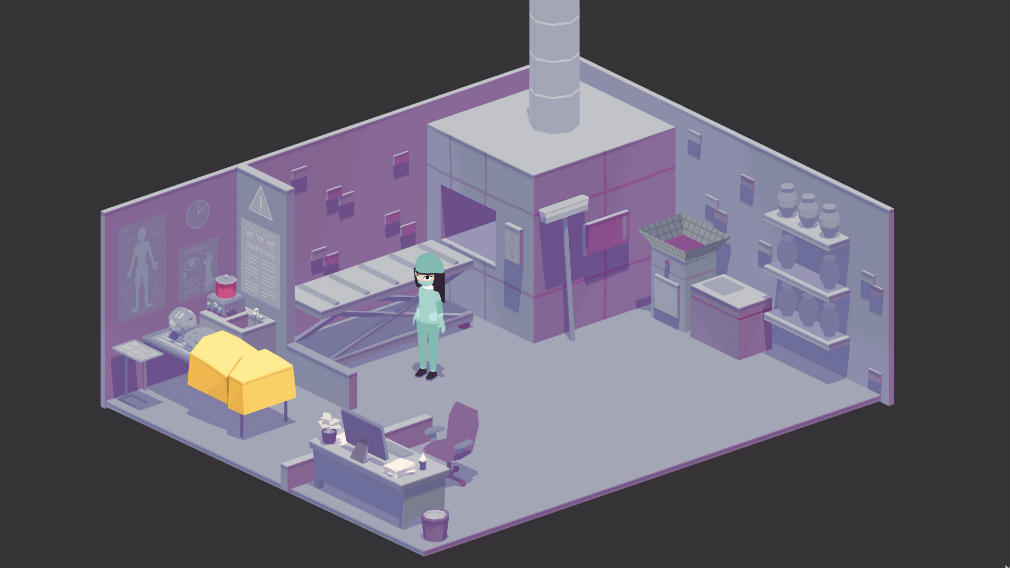 A Mortician's Tale is a game that will change the way you look at death, and it's coming to iOS