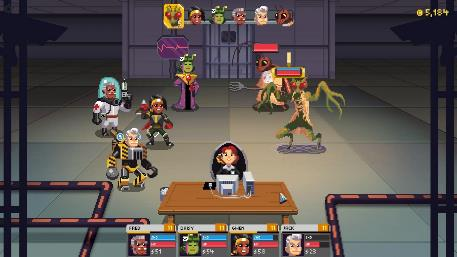 Galaxy of Pen and Paper is a neat sci-fi RPG with a lot of class, out now on iOS and Android