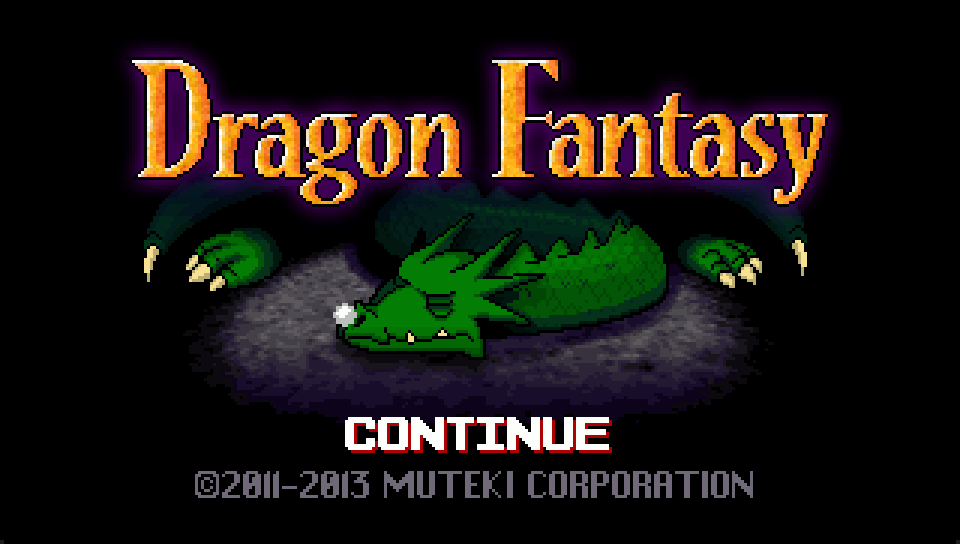 Muteki's retro RPG Dragon Fantasy Book I coming to Europe on June 18