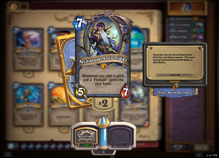 Hearthstone's ninth expansion The Boomsday Project, is out now and packed with content