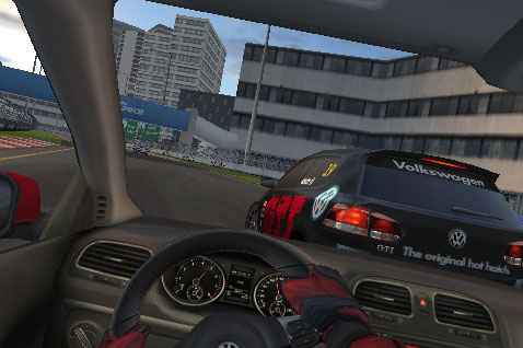 Volkswagen-branded Real Racing GTI drives out for free on iPhone