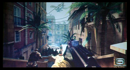 Gameloft will deploy Modern Combat 4: Zero Hour on iOS and Android this autumn