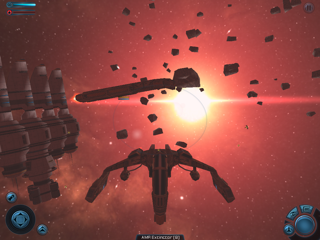 Galaxy on Fire 3 due in 2012 with massively multiplayer features