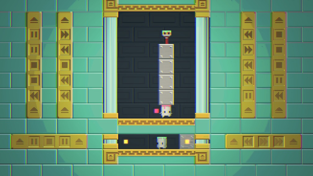 Game of the day - Telepaint is a sharp and enjoyable puzzling platformer