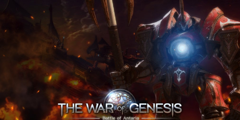 "The War of Genesis review - ""A beautiful mash-up of genres"""